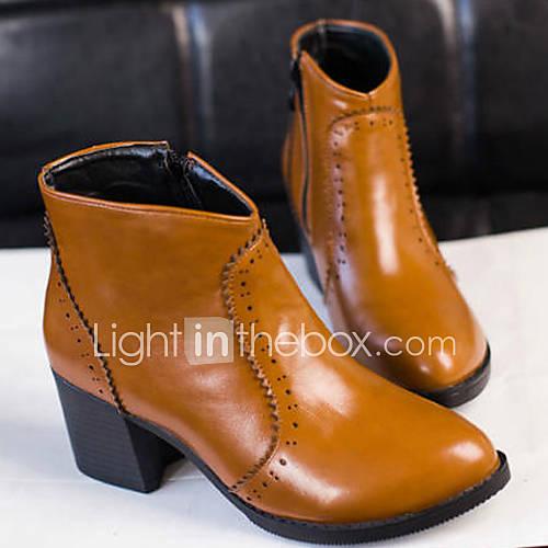 shoe-show-calcados-femininos-de-moda-rodada-toe-ankle-boots-salto-robusto