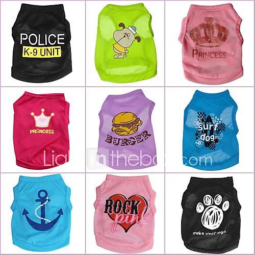 gato-cachorro-camiseta-roupas-para-caes-desenhos-animados-arco-iris-ocasioes-especiais-para-animais-de-estimacao