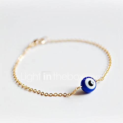 Pulsera de ojo de la mujer Lightinthebox