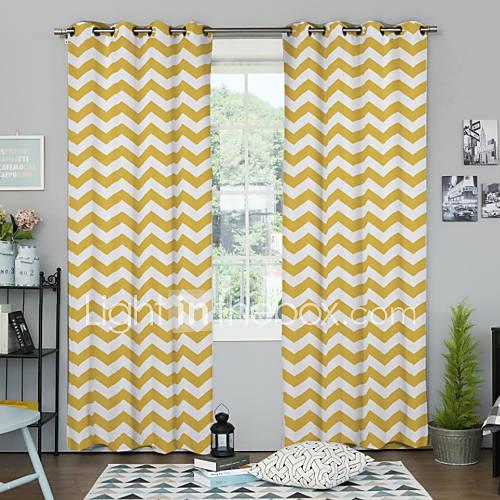 designer-de-dois-paineis-ture-geometrico-cortinas-de-painel-de-poliester-quarto-cortinas