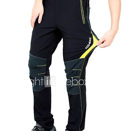 KOSHBIKE / KORAMAN Pantalones de Ciclismo Hombres Transpirable / Secado rápido / A prueba de polvo / Antibacteriano / Reflectante Descuento en Lightinthebox