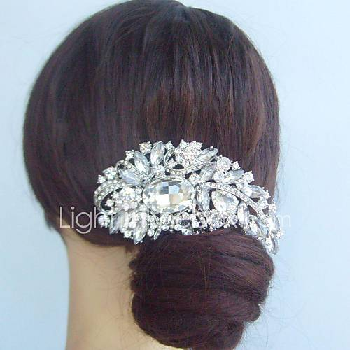 cristal-liga-strass-casamento-da-flor-do-vintage-bridal-cabelo-das-mulheres