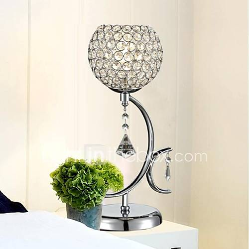 Table de cristal lampes de table lampe k9 cristal lampes for Lampe de chevet cristal