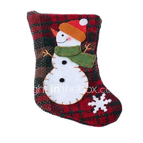 Christmas Snowman Small Christmas Stockings 2314465 2016