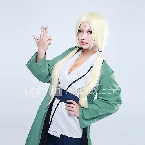 Inspired By Naruto Tsunade Cosplay Costume 241113 2016 ...