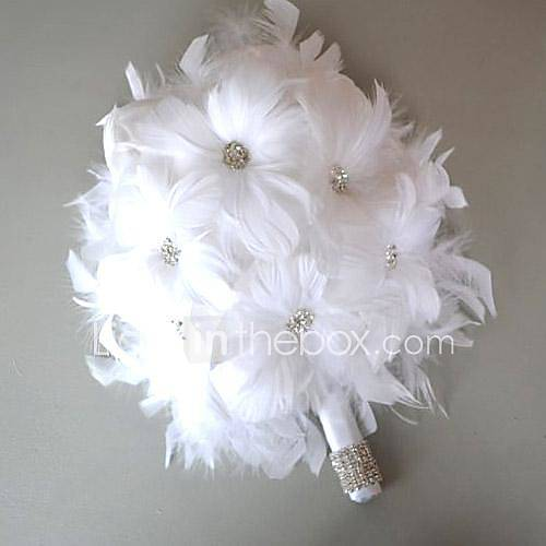 Wedding Flowers Artificial Australia : Wedding flowers free form bouquets leather