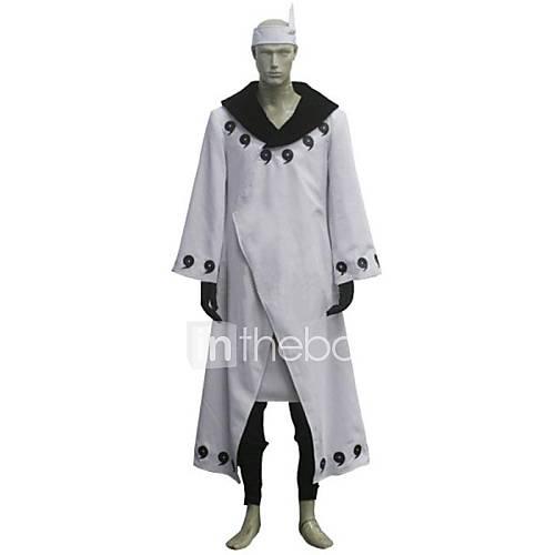 Inspired By Naruto Madara Uchiha Anime Cosplay Costumes