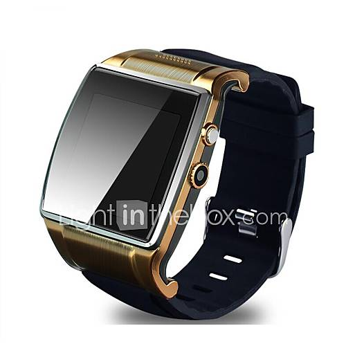 kimlink hiwatch ii portátil reloj teléfono inteligente, android, cámara de 2,0 m / control de los medios de comunicación / seguimiento de la actividad Descuento en Lightinthebox