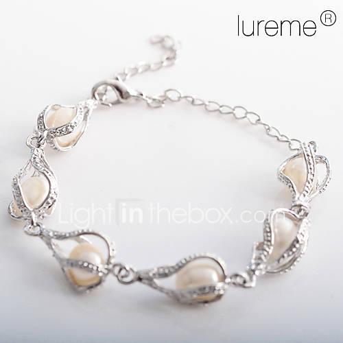 Pulsera de perlas en forma de gota de agua de la Mujer Descuento en Lightinthebox
