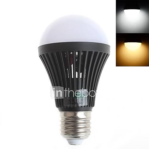 zweihnder e27 5W 450lm 16x2835 LED SMD rayonnant à bulbe (AC 220-240V)