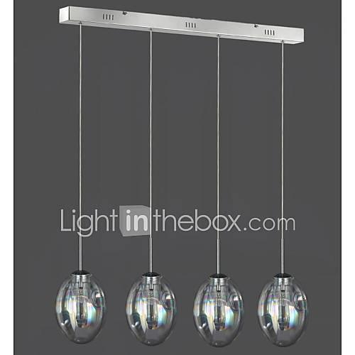 1 5w plafond lichten hangers hedendaags traditioneel klassiek chroom kenmerk for led - Eigentijdse hangerlamp ...