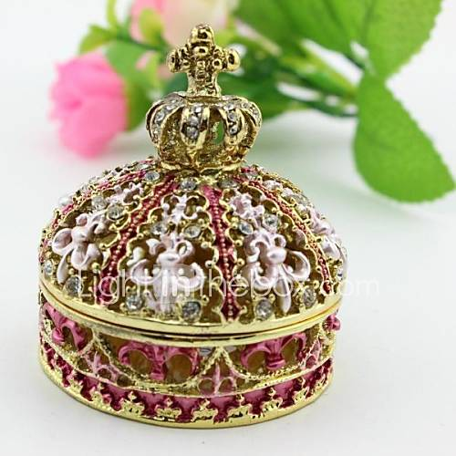 Home decor crown trinket box 2539890 2016 for Crown decorations home