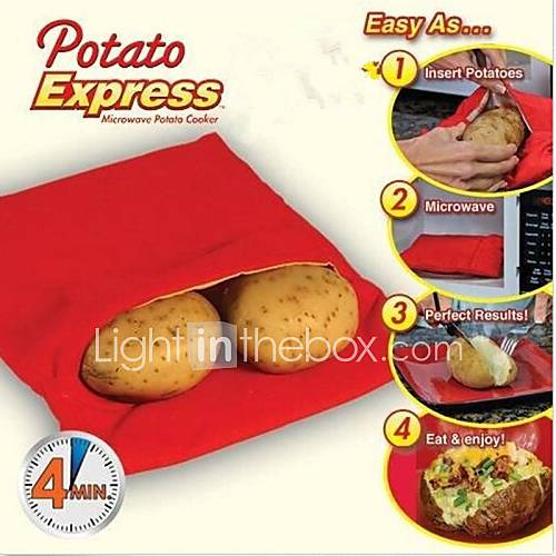 New High Quality Practical Fast Easy Red Potato Washable
