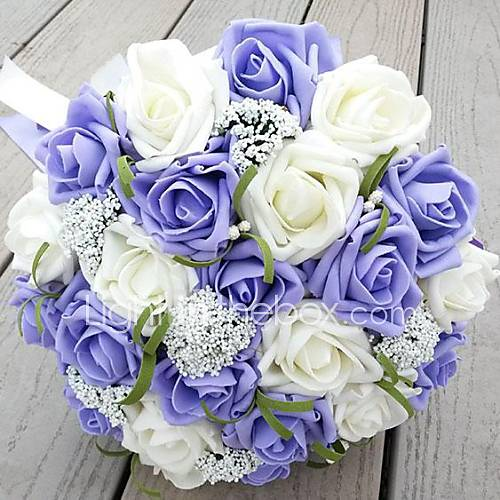 Wedding Flowers Round Roses Bouquets Wedding 2400047