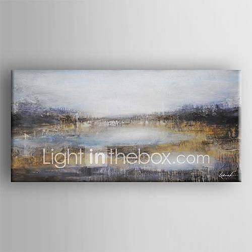 Lgem lde moderne abstrakte hand bemalte leinwand mit gestreckten werk 2488807 2016 - Bemalte leinwande ...