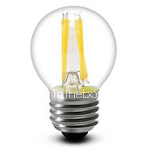 On lâmpada de filamento led decorativa e26/e27 4 w 400 lm 2800-3200 k ...