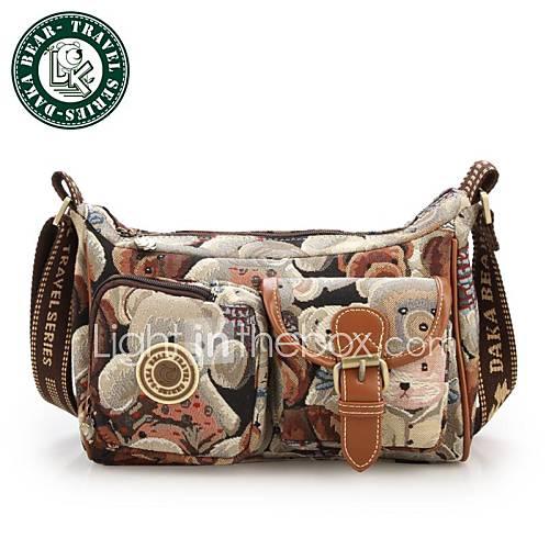 la mode des femmes de sac à main de sac bandoulière daka totes millésime épaule bolsas sac de messager des femmes marque