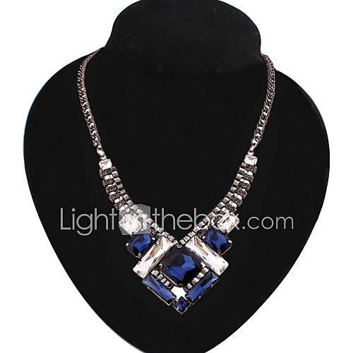 manquer le tempérament de la mode compte de l'élégance joyau de toutes les femmes collier match