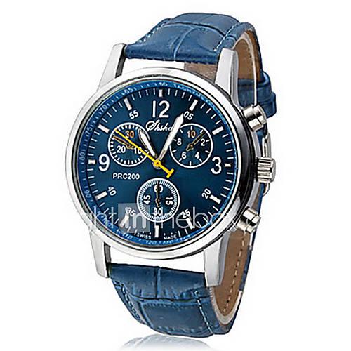 men�s watch dress watch elegant style quartz wrist watch
