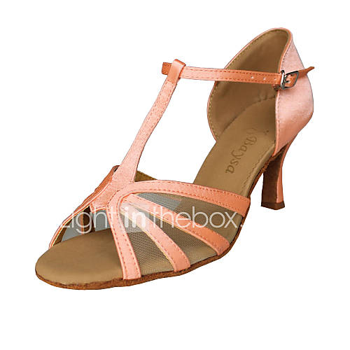 non customizable s shoes ballroom satin
