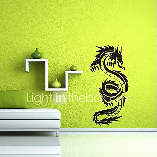 Stickers muraux stickers muraux dragon citations de for Decoration murale dragon ball