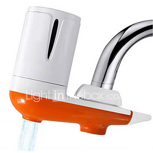 Qinyuan non potabile dritto depuratore d'acqua domestico (arancione) - 162 * 88 * 130 millimetri ...