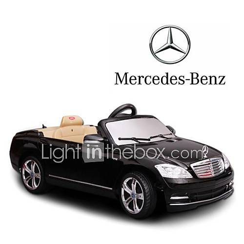 Mercedes benz kids battery operated ride on car 6v for Mercedes benz car battery