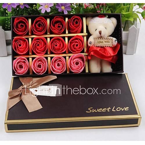 presente-do-dia-12pcs-amor-romantico-rosas-sabao-flores-dos-namorados-com-um-urso