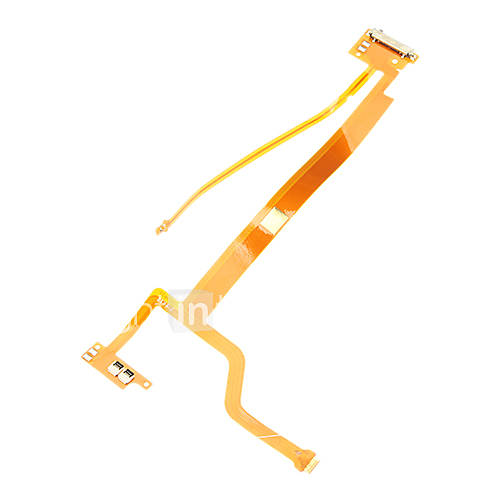 lcd haut-parleur câble flexible plat ruban 3dsxl plat pour la réparation de remplacement de la part de 3ds