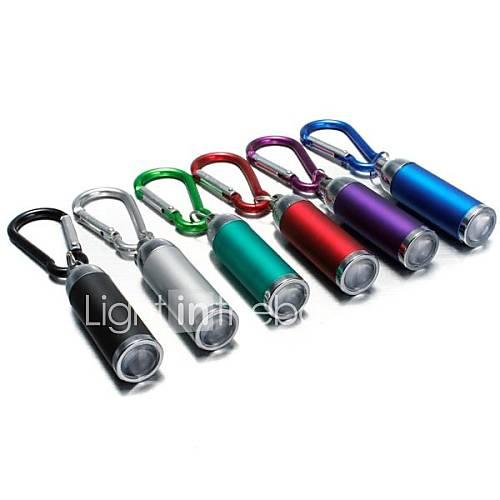 Iluminación Linternas Llavero LED Lumens Modo - AG13 Emergencia / Tamaño Pequeño / Bolsillo / Luz UltravioletaCamping/Senderismo/Cuevas / Descuento en Lightinthebox