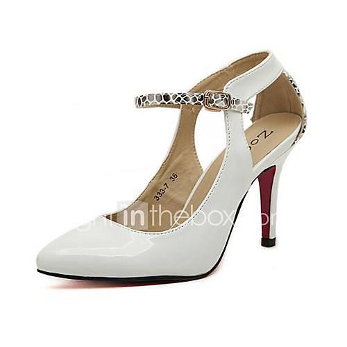 chaussures pour femmes bout pointu talon aiguille sandales avec des chaussures communes fendues plus de couleurs disponibles