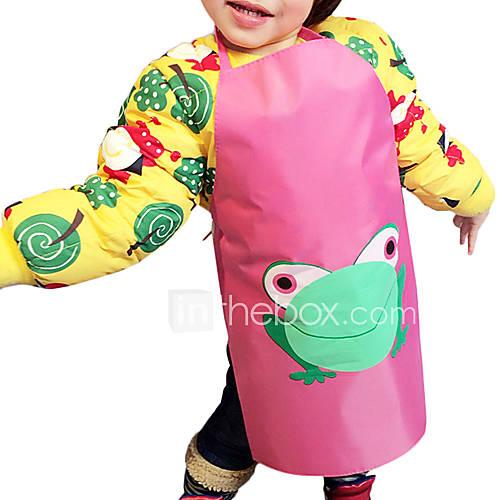 Bambini pvc colori assortiti cartone animato rana modello
