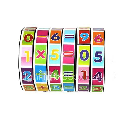 juguetes de conteo de rotación educativo de los niños Lightinthebox