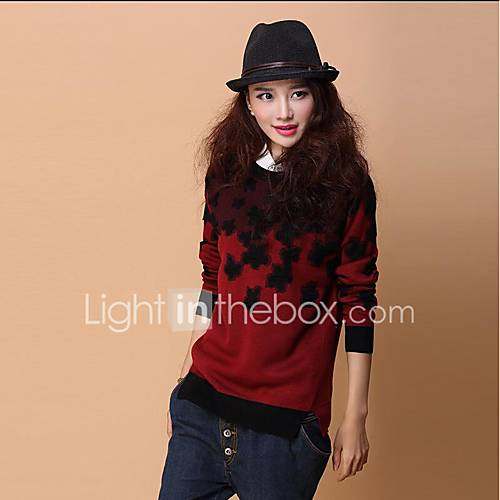 women-korean-loose-round-collar-pullover-bottoming-knitwear-sweater