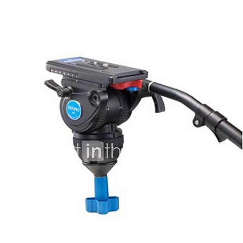 Benro h10 10 kg tête bol vidéo de 10mm (noir)