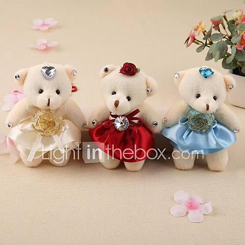 Lovely Small Stuffed Bear