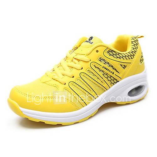 Les baskets chaussures de mode des femmes exécutant tulle chaussures plus de couleurs disponibles