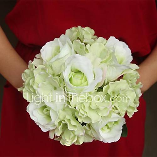 Wedding Bouquets Fresh Flowers : Elegant fresh flowers wedding bridal bouquets more colors