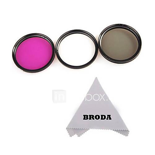 kit-filtro-de-58-milimetros-de-3-pecas-uv-fld-pano-de-limpeza