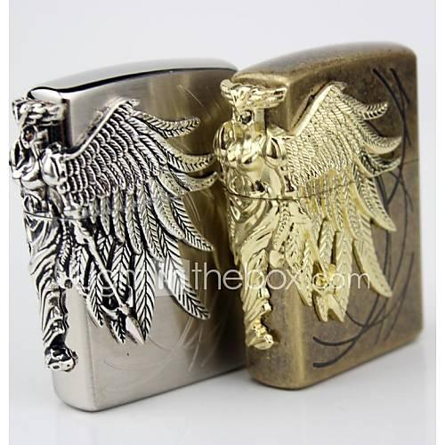 insigne zorro stéréo Amazones huile de coquille de cuivre métal léger