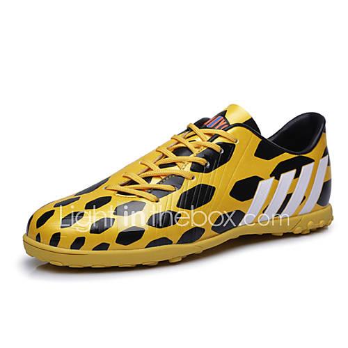 chaussures de football unisexe chaussures de sport chaussures en cuir plus de couleurs disponibles