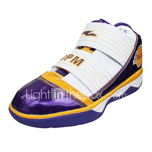 Chaussures chaussures de basket-ball hommes chaussures de sport chaussures en cuir plus de couleurs disponibles
