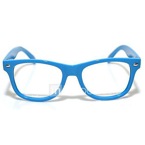 les rivets de la mode pour enfants lunettes de soleil cadre (couleurs aléatoires)