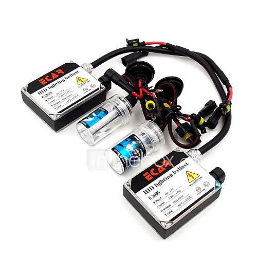 la qualité de l'ECAR de 880 881 e2035 12V / 24V 35w lampe au xénon caché kit de conversion ensemble