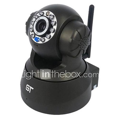 vue gt pan tilt d 233 tection audio de mouvement sans fil de surveillance int 233 rieure p2p 233 ra ip