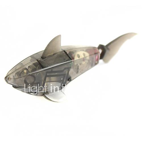 Shark Toy Box : Electronic shark fish toy for kids children