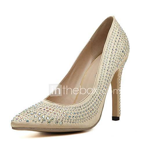 Zapatos de boda tacones tacones puntiagudos boda for Zapatos para boda en jardin