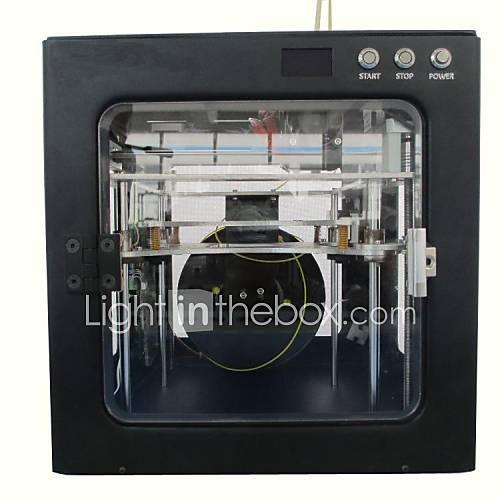 stable machine automatique de l'imprimante nivellement 3d imprimante xr-DQ kit buse ventilateur amovible refroidissement global dès