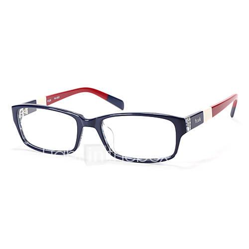 [IMAGE] seulement fcuk FK-213-003 rectangle acétate cerclée rétro lunettes