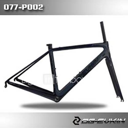 cadre de la bicyclette di2 og 077-p002 og-evkin t700 de carbone 3k bb68